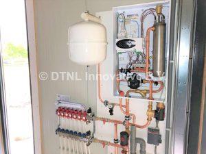 Elektrische cv ketel Masterwatt