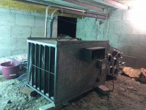 Uitzonderlijk Heteluchtverwarming vervangen   DTNL Innovative BV OS62